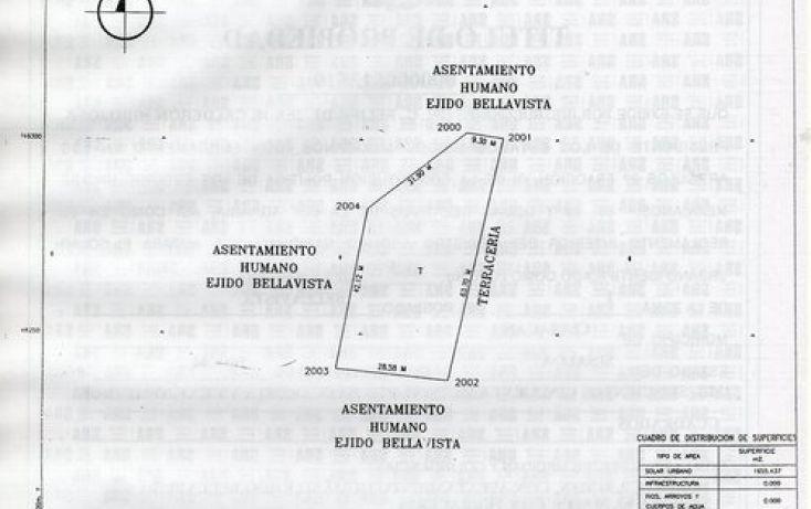 Foto de terreno comercial en venta en, bellavista, culiacán, sinaloa, 1066903 no 03