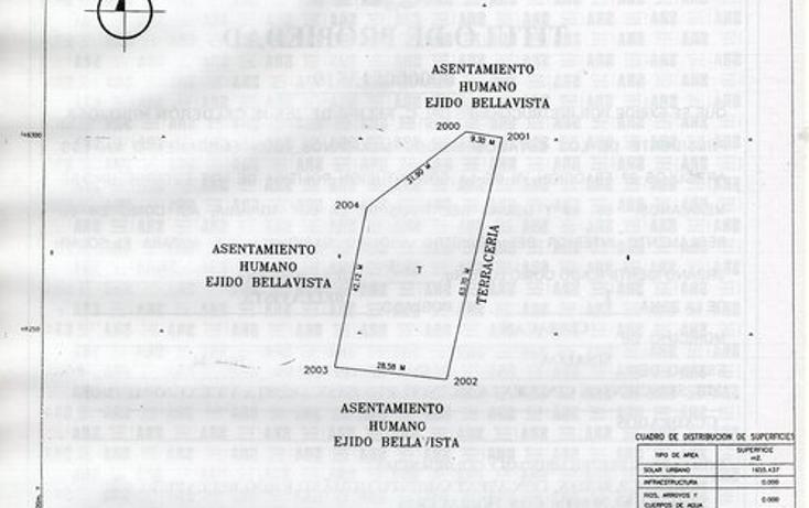 Foto de terreno comercial en venta en  , bellavista, culiacán, sinaloa, 1066903 No. 03