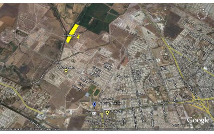 Foto de terreno habitacional en venta en  , bellavista, culiacán, sinaloa, 1094899 No. 02