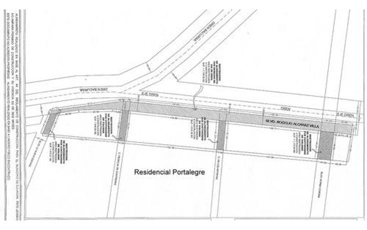 Foto de terreno habitacional en venta en  , bellavista, culiacán, sinaloa, 1094899 No. 04