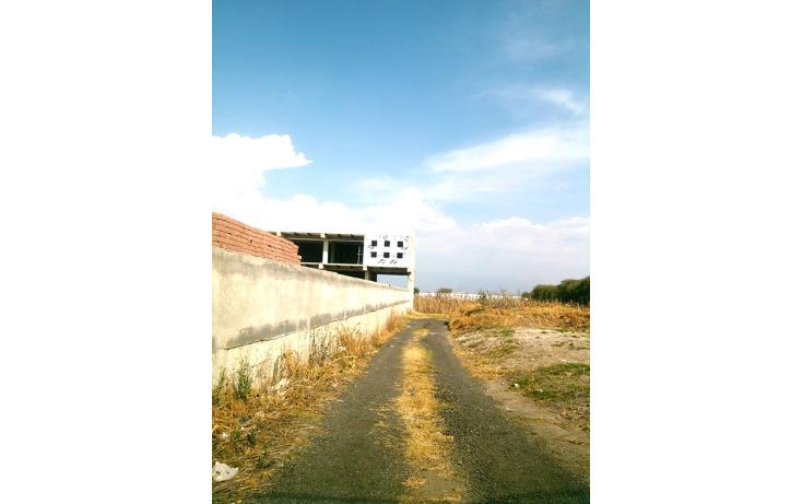 Foto de terreno habitacional en venta en  , bellavista, metepec, m?xico, 1047475 No. 02