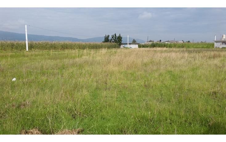 Foto de terreno comercial en venta en  , bellavista, metepec, méxico, 1459215 No. 01