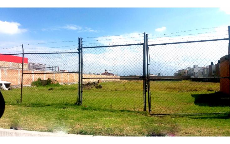Foto de terreno comercial en venta en  , bellavista, metepec, m?xico, 1677836 No. 01