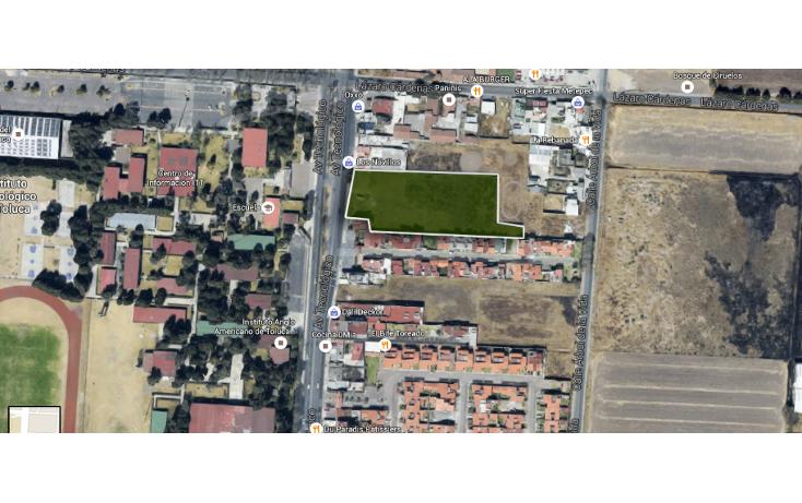 Foto de terreno comercial en venta en  , bellavista, metepec, m?xico, 1677836 No. 02