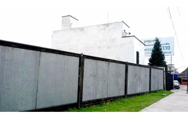 Foto de terreno comercial en venta en  , bellavista, metepec, m?xico, 1677836 No. 03