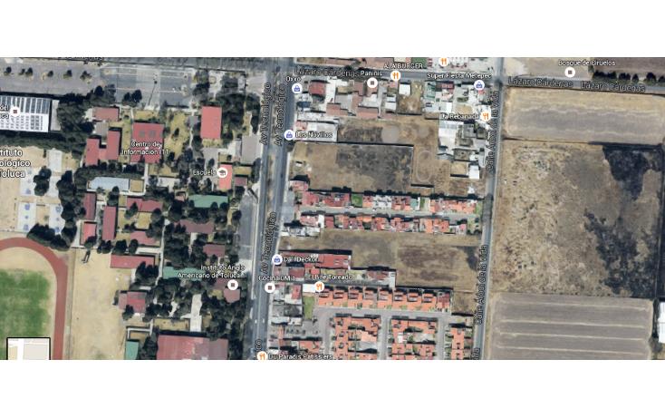 Foto de terreno comercial en venta en  , bellavista, metepec, m?xico, 1677836 No. 05