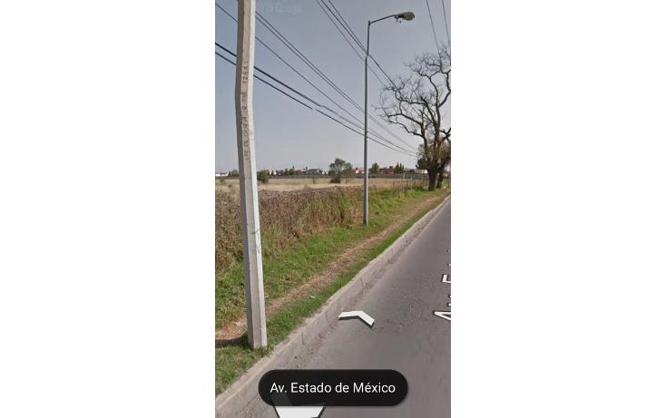 Foto de terreno habitacional en venta en  , bellavista, metepec, méxico, 1694354 No. 02