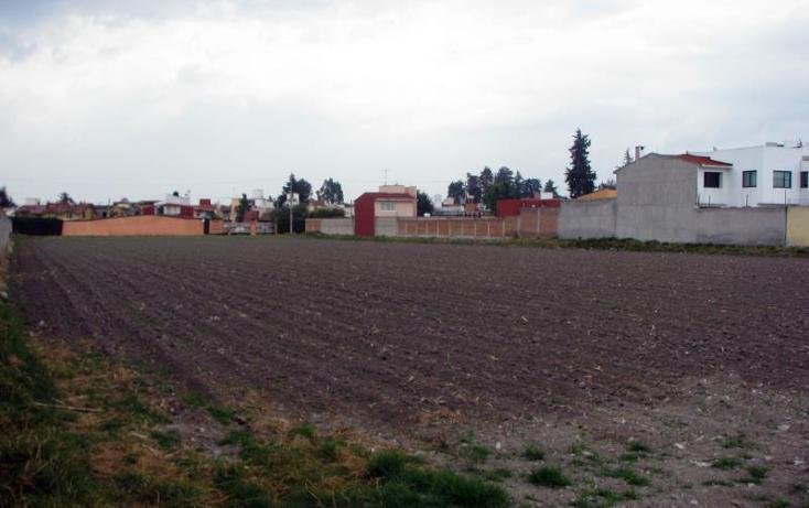 Foto de terreno habitacional en venta en  , bellavista, metepec, méxico, 1816044 No. 03