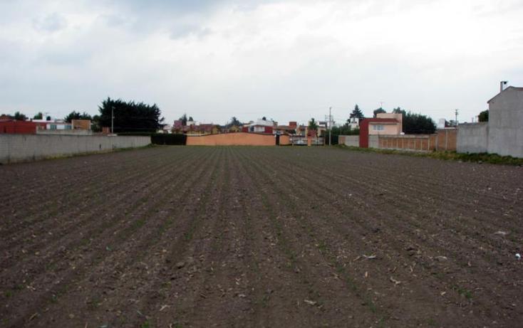 Foto de terreno habitacional en venta en  , bellavista, metepec, méxico, 1816044 No. 04