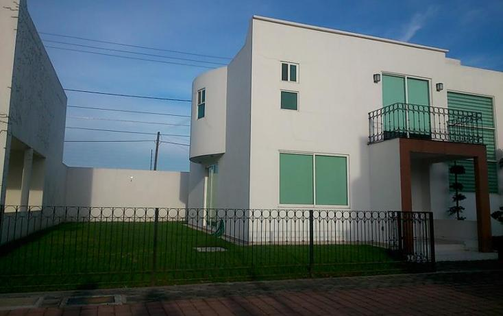 Foto de casa en venta en  , bellavista, metepec, méxico, 629387 No. 01