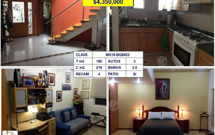 Foto de casa en venta en  , bellavista puente de vigas, tlalnepantla de baz, méxico, 1705990 No. 01