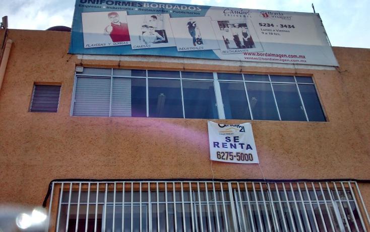 Foto de oficina en renta en  , bellavista puente de vigas, tlalnepantla de baz, méxico, 1712724 No. 01
