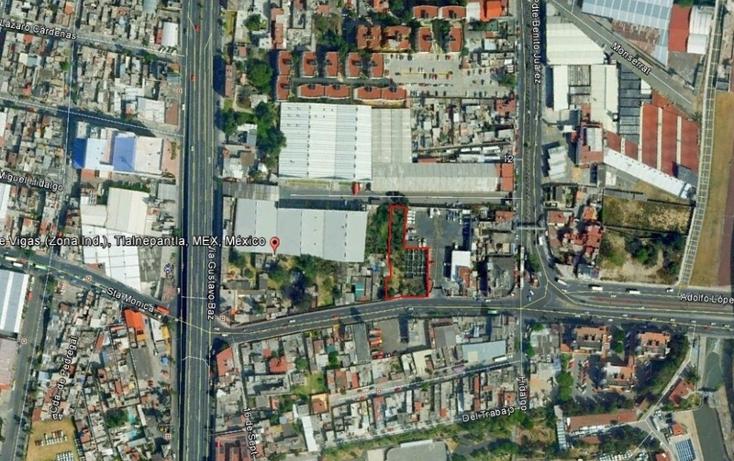 Foto de terreno habitacional en venta en  , bellavista puente de vigas, tlalnepantla de baz, m?xico, 1835710 No. 02