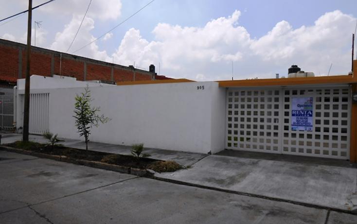Foto de casa en renta en  , bellavista, salamanca, guanajuato, 1114827 No. 01