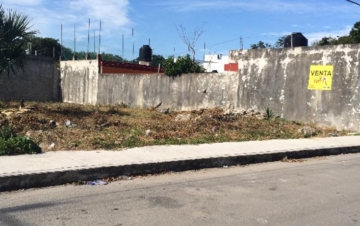 Foto de terreno habitacional en venta en  , bellavista, solidaridad, quintana roo, 1064691 No. 01