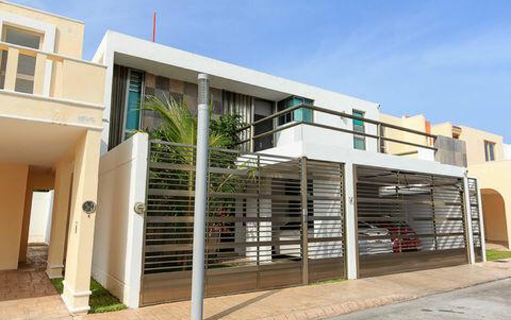 Foto de casa en venta en  , bellavista, solidaridad, quintana roo, 1130597 No. 01