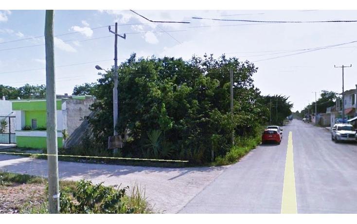 Foto de terreno habitacional en venta en 140 avenida sur , bellavista, solidaridad, quintana roo, 2043981 No. 01