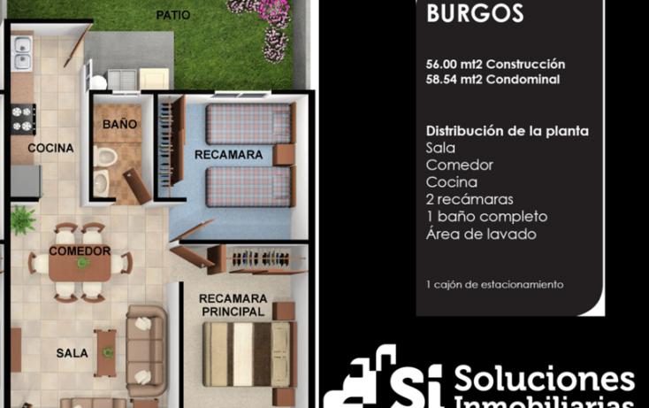 Foto de departamento en venta en, bellavista, solidaridad, quintana roo, 465219 no 03