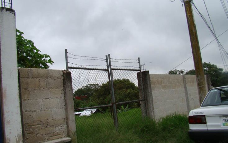 Foto de terreno habitacional en venta en, bellavista, xalapa, veracruz, 1281479 no 04