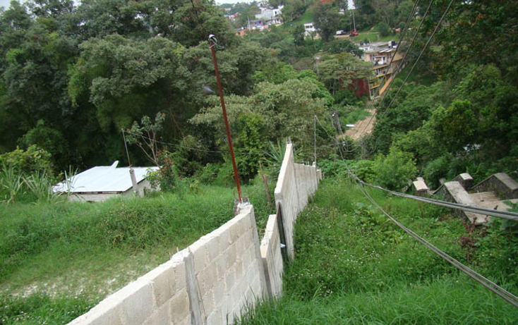 Foto de terreno habitacional en venta en  , bellavista, xalapa, veracruz de ignacio de la llave, 1281479 No. 03