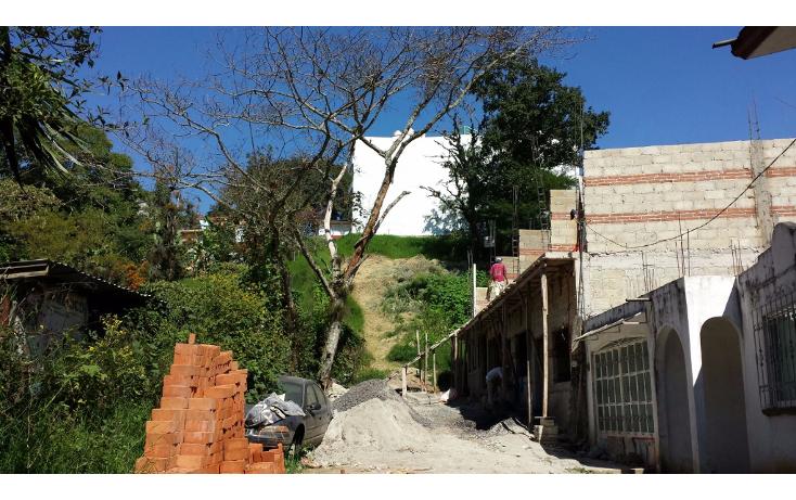 Foto de terreno habitacional en venta en  , bellavista, xalapa, veracruz de ignacio de la llave, 1459791 No. 02