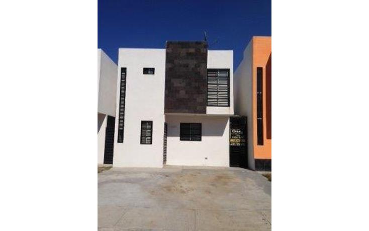 Foto de casa en venta en  , bello amanecer residencial, guadalupe, nuevo león, 1601790 No. 01