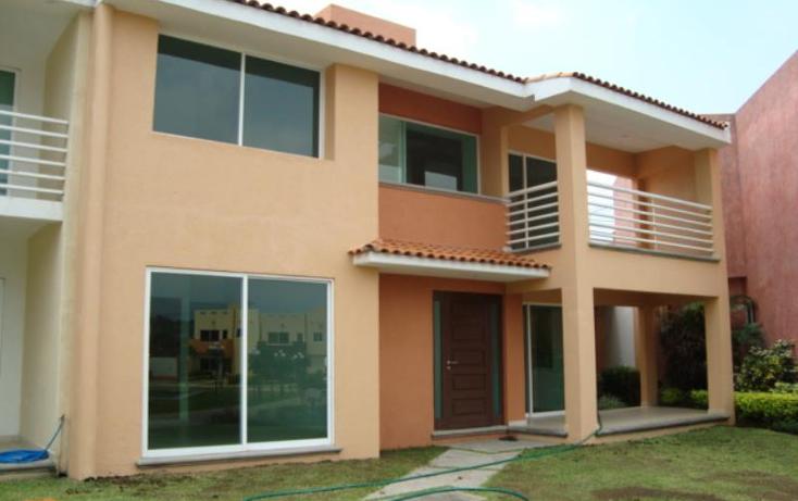 Foto de casa en venta en bello horizonte 7, ahuatepec, cuernavaca, morelos, 1907164 No. 01