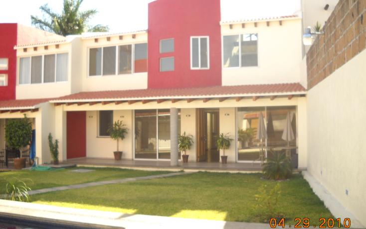 Foto de casa en venta en  , bello horizonte, cuernavaca, morelos, 1115845 No. 01