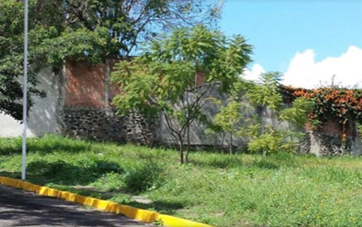 Foto de terreno habitacional en venta en  , bello horizonte, cuernavaca, morelos, 1562784 No. 01