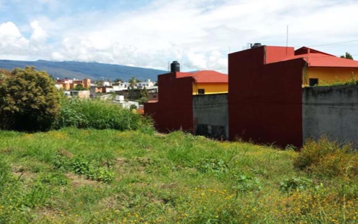 Foto de terreno habitacional en venta en  , bello horizonte, cuernavaca, morelos, 1562784 No. 03
