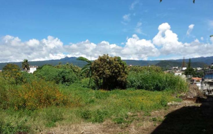 Foto de terreno habitacional en venta en  , bello horizonte, cuernavaca, morelos, 1562784 No. 04