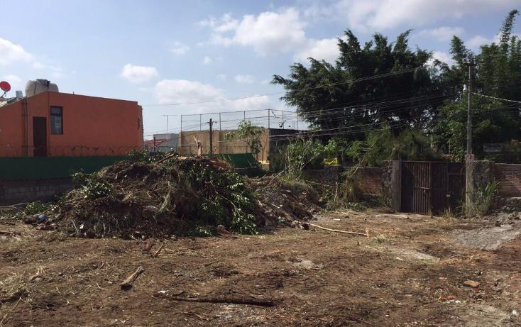 Foto de terreno habitacional en venta en  , bello horizonte, cuernavaca, morelos, 1620702 No. 02