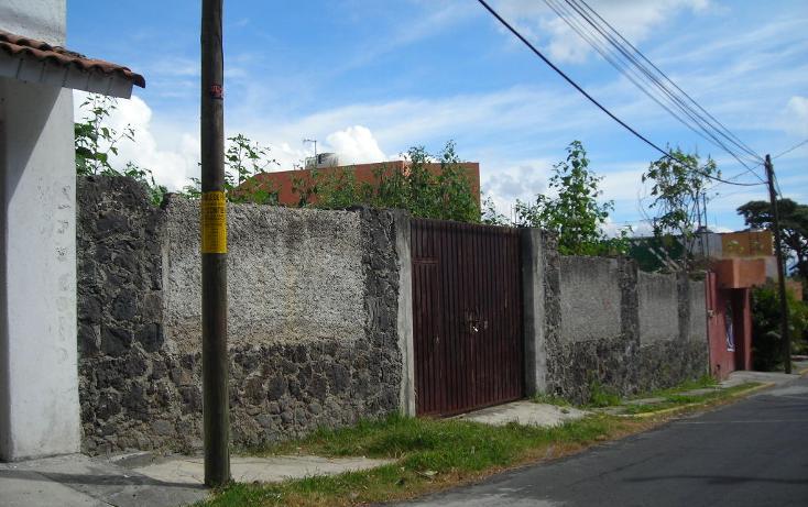 Foto de terreno habitacional en venta en  , bello horizonte, cuernavaca, morelos, 1703276 No. 01