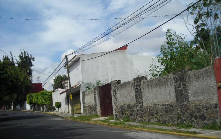 Foto de terreno habitacional en venta en  , bello horizonte, cuernavaca, morelos, 1703276 No. 03