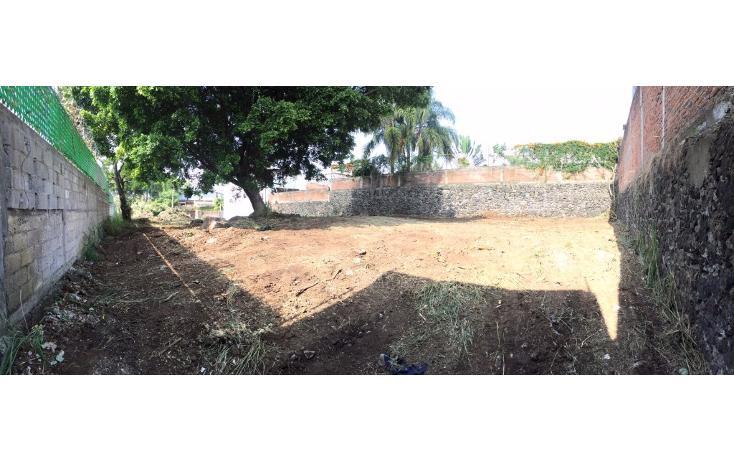 Foto de terreno habitacional en venta en  , bello horizonte, cuernavaca, morelos, 1703276 No. 04