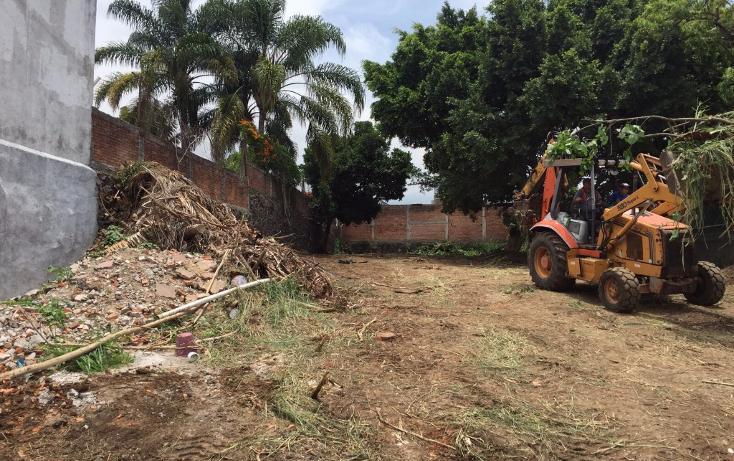 Foto de terreno habitacional en venta en  , bello horizonte, cuernavaca, morelos, 1703276 No. 06
