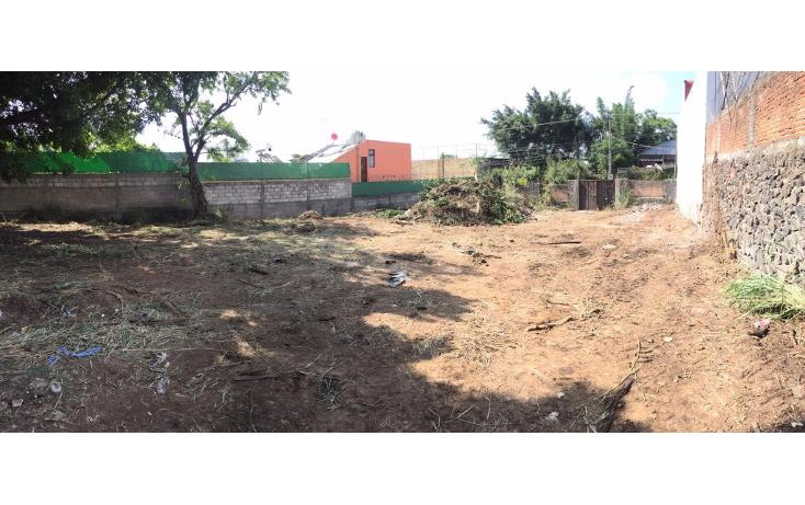 Foto de terreno habitacional en venta en  , bello horizonte, cuernavaca, morelos, 1703276 No. 07