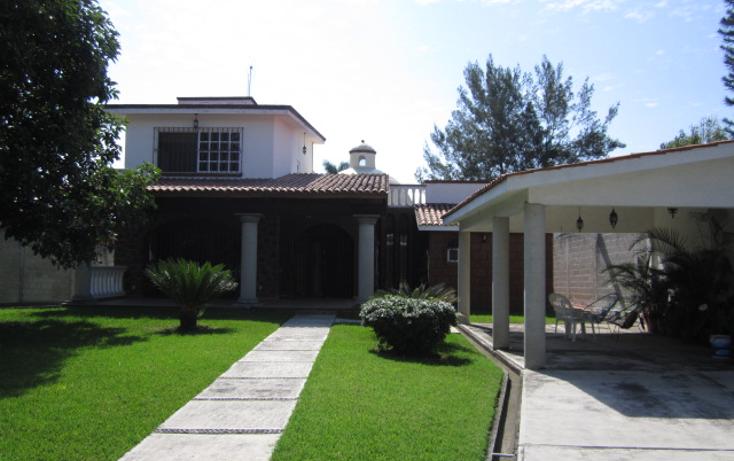Foto de casa en venta en  , bello horizonte, cuernavaca, morelos, 1732724 No. 01
