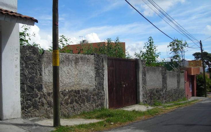Foto de terreno habitacional en venta en  , bello horizonte, cuernavaca, morelos, 1856100 No. 01
