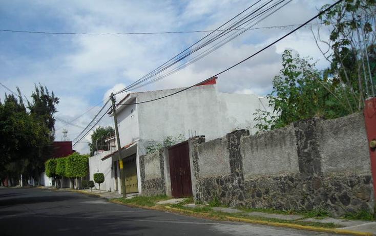 Foto de terreno habitacional en venta en  , bello horizonte, cuernavaca, morelos, 1856100 No. 03