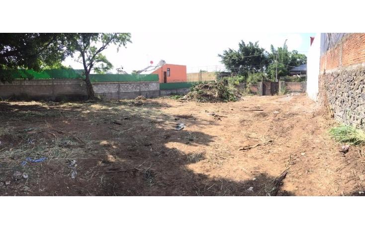 Foto de terreno habitacional en venta en  , bello horizonte, cuernavaca, morelos, 1856100 No. 07