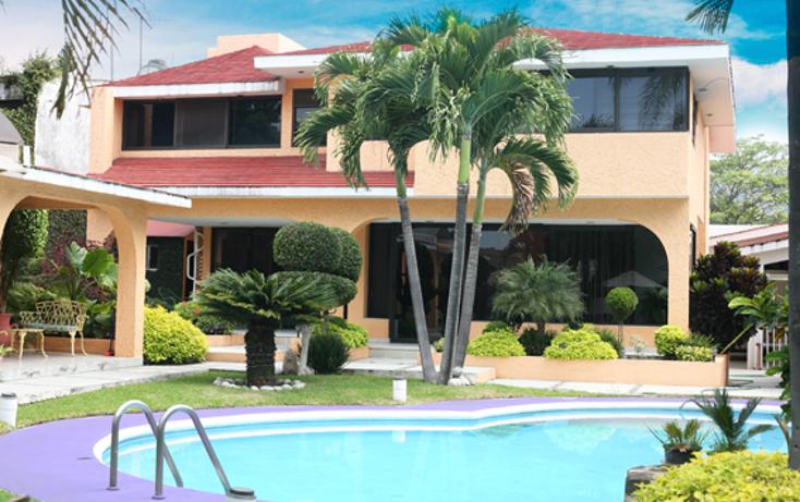 Foto de casa en venta en  , bello horizonte, cuernavaca, morelos, 1961930 No. 01