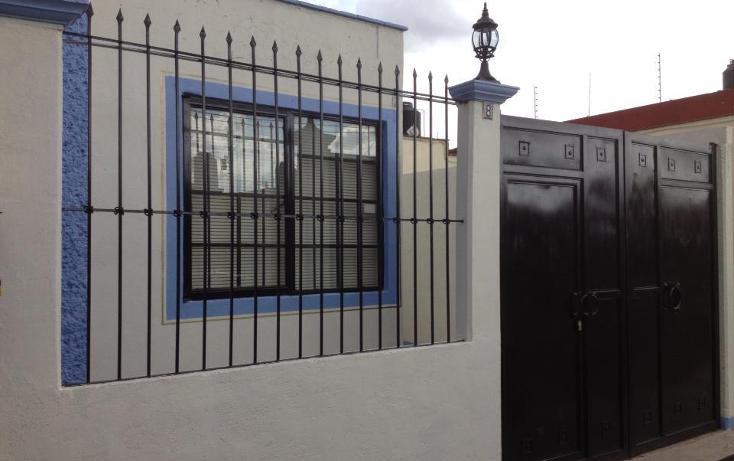 Foto de casa en venta en  , bello horizonte, puebla, puebla, 1829350 No. 01