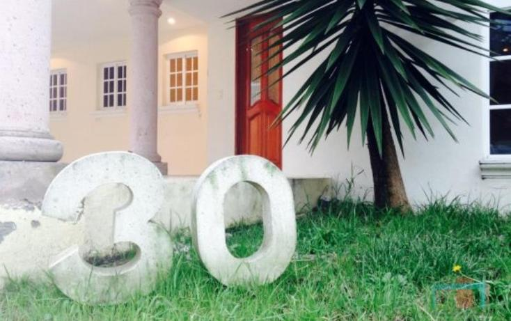 Foto de casa en venta en  100, san lorenzo coacalco, metepec, méxico, 1345657 No. 02