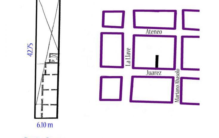 Foto de terreno habitacional en venta en benito juarez 1106, santa maría, saltillo, coahuila de zaragoza, 1997994 no 05