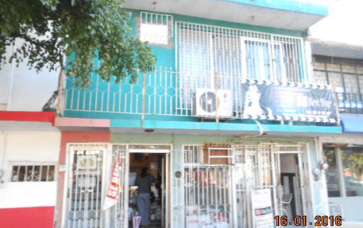 Foto de local en renta en benito juarez 113 pte, primer cuadro, ahome, sinaloa, 1710160 no 01
