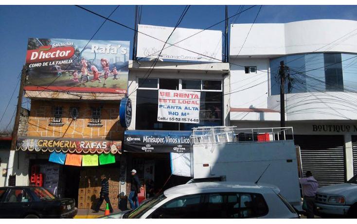 Foto de local en renta en  , benito ju?rez 1a. secci?n (cabecera municipal), nicol?s romero, m?xico, 1506111 No. 01