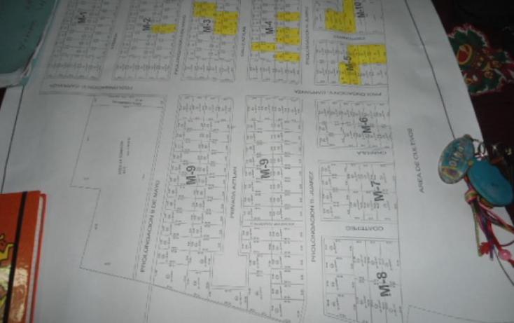 Foto de terreno habitacional en venta en benito juarez 2, xalisco centro, xalisco, nayarit, 754285 no 08