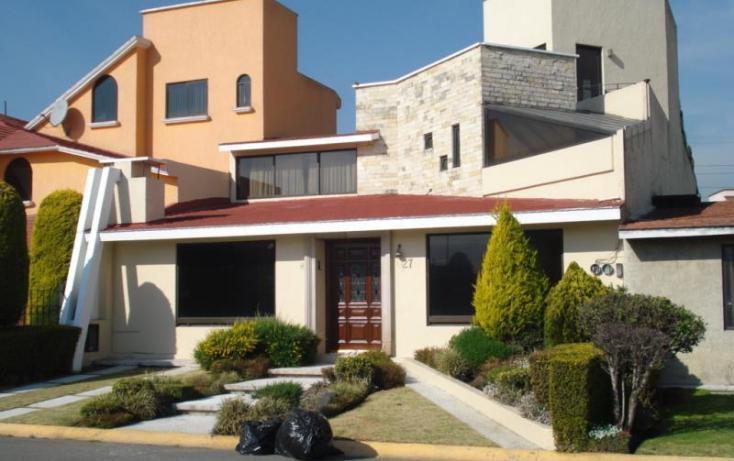 Foto de casa en venta en benito juárez 200, los sauces, metepec, estado de méxico, 766211 no 01