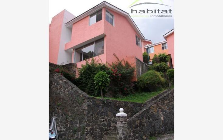 Foto de casa en venta en benito juarez 60, miguel hidalgo, tlalpan, distrito federal, 2371004 No. 01